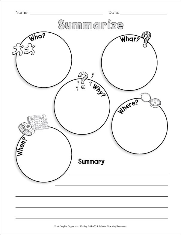 Graphic Organizers - Lindsay Strickleru0026#39;s ESOL Resources